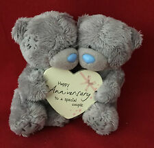 ME TO YOU BEAR TATTY TEDDY ON YOUR ANNIVERSARY SPECIAL COUPLE BEARS GIFT
