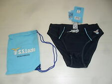 FW15 SS LAZIO COSTUME SLIP AMISTAD OFFICIAL MARE BEACH KLOSE SEA SWIMMING NAVY