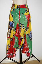 Bob Marley Harem Jumpsuit pants rasta reggae boho Comfy Ladies Lady 4 designs