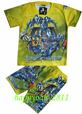 New Transformer multicolor Outfit T-SHIRT #34 For Age 4-7 Lovely Gift