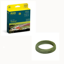 Rio Trout LT DT Fly Line, New - with Free Shipping in US & Free Dacron Backing!