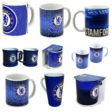 Official Football Club - CHELSEA MUGS Ceramic (Gift, Xmas, Present)