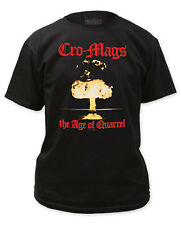 Cro-Mags - The Age of Quarrel Cover T-Shirt - BRAND NEW