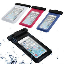 Waterproof  Underwater Pouch Dry Bag Case Cover for iPhone Smart Phone 5.2-inch