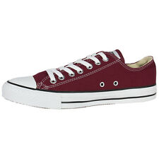 CONVERSE CHUCK TAYLOR ALL STAR OX SHOES MAROON M9691C SHOES CASUAL