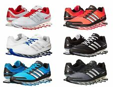 Adidas Mens Springblade M Lace Up Running Training Athletic Sneakers Shoes Kicks