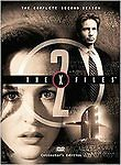 The X-Files The Complete Second Season DVD 2000 7-Disc Set David Duchovny