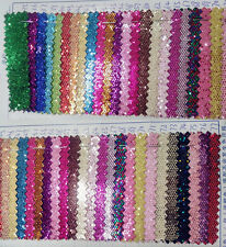 "GV1 Glitter Crafting Vinyl Large Stargem Fabric 54"" Wide Sold by the yard 35-77"