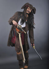 Jack Sparrow Style Rum Smuggler Pirate Costume