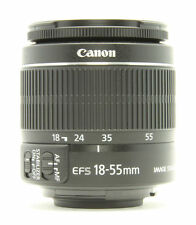Canon EF-S 18-55mm IS STM Lens - NEW with USA Warranty
