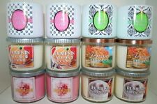 2 New Bath and Body Works 3 Wick Candle 14.5 oz Lot x 2 Test Scents You Choose