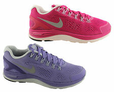NIKE LUNARGLIDE+ 4 WOMENS LIGHTWEIGHT SHOES/RUNNERS/SNEAKERS/TRAINERS/SPORTS