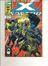 X-FACTOR #71 (1991) MARVEL COMICS FN+