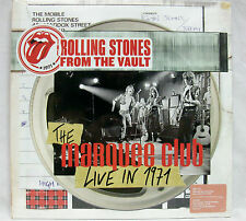 "NEW & Sealed Rolling Stones ""Marquee Club Live In 1971"" DVD & LP Vinyl Record"