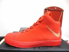 "Nike LeBron 12 ""CHALLENGE RED"" NSW Lifestyle Shoes,DS,NIB,Nike# 716417-600"