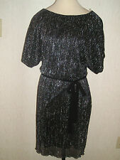 NEW CONNECTED sz 8 or 12  Washable Cocktail Cruise Travel DRESS NWT FREE US Ship