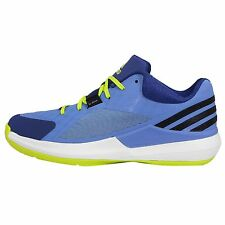 Adidas Crazy Strike Low Blue Green White Mens Basketball Shoes Sneakers S83884