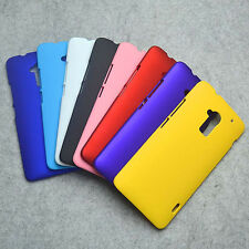 For HTC One Max T6 Snap On Rubberized Matte hard case cover