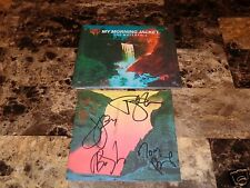 My Morning Jacket Rare Band Signed Deluxe Edition CD The Waterfall Jim James +