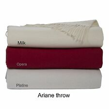 YVES DELORME ARIANE PURE CASHMERE THROW