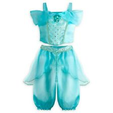 JASMINE~Baby~Costume~TOP + PANTS~Infant~ALADDIN~Jewel~NWT~Disney Store~2015