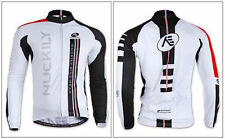 Men Cycling Clothing Bike Bicycle long sleeve cycling jersey Top Quick dry M-XXL