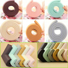 Baby Safety Table desk Edge Corner Cushion Guard Strip Softener Protector Newest
