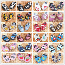 Genuine Leather Woolen Baby Boot Infant Prewalker Boy Girl Baby Sole Crib Shoes
