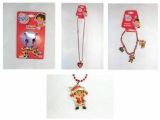 Dora the Explorer Nick Jr Dora as Santa Fashion Jewelry New