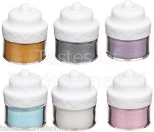 Kitchen Craft 100% Edible Glitter Cake Decorating Sugarcraft Cupcakes Sparkle