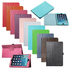 Leather Flip Magnetic Slim Smart Stand Case Cover For Apple iPad Air 2 3 4 Mini