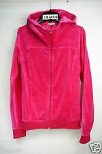 Juicy Couture Women's Velour Full Zip Hooded Jacket Color Size Available - NWOT