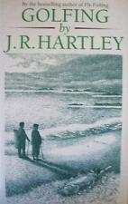 Golfing by J.R. Hartley, Russell, Michael - Hardcover Book