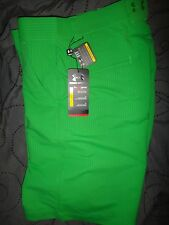 UNDER ARMOUR GOLF DRESS SHORTS W32 34 36 38 MENS NWT $54.99