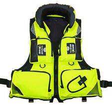 Water Sports Fishing Foam Buoyancy Aid Kayak Sailing Life Jackets Vests L XL XXL