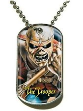 Iron Maiden The Trooper Dog Tag
