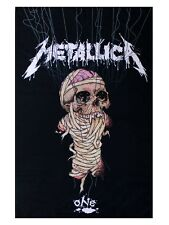 Metallica One Textile Flag - NEW & OFFICIAL