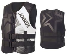 Jobe Progress Neo Vest Youth Black Kids Life Jacket Wakeboard Water Ski j16