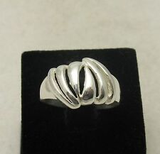 STERLING SILVER RING SOLID 925 EMPRESS R000082