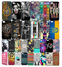 Hot Fashion Classic Design Movie Star Pattern Hard Plastic Case Cover for iPhone