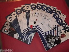2012/13 - QPR HOME PROGRAMMES CHOOSE FROM