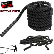 HTH BODYRIP Battle Training Battling Power Rope Gym Fitness Exercise Bootcamp mm
