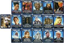 Doctor Who DALEK RISK POWER CARDS (Assorted Cards)