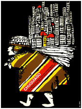692.Chuquiago Art Wall Decoration POSTER.Graphics to decorate home office.Movie