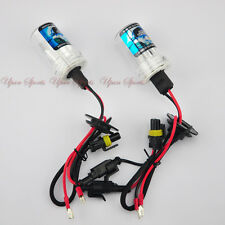 2pc 35W/55W HID Xenon Conversion Car Headlight Fog Light Bulbs  Kit Bright White
