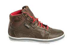 Puma Men's Shoes Midcut Rugby Shoes Tatau Gore-Tex leather - Chocolate Brown
