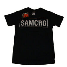 SAMCRO Sons of Anarchy MC Redwood Original Banner OFFICIAL T-Shirt Small to 2XL