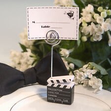 50 Clapboard Place Card Holder Bridal Wedding Favors Party Event Bulk Lot