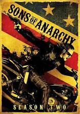Sons of Anarchy: 2nd Second Season Two 2 (DVD, 2010, 4-Disc Set) NEW SHIPS FAST