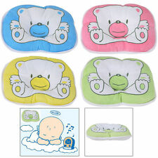 Newborn Infant Baby Sleeping Pillow Support Cushion Positioner Prevent Flat Head